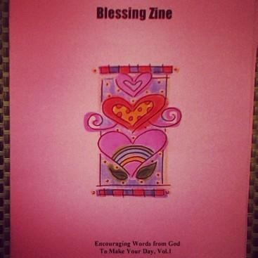 Blessing Zine, Vol. 1